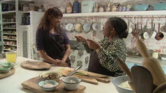 Hummus & Seafood - Dorah Sitole