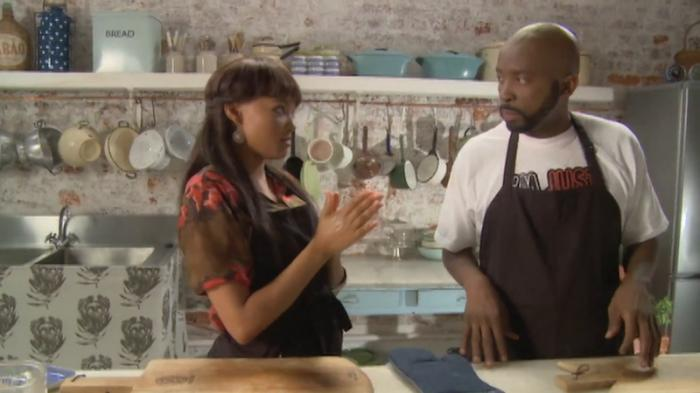 DJ Sbu - Cooking Mini Black Forest Cakes