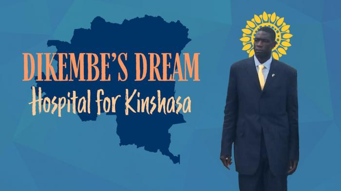 Dikembe's Dream: A Hospital For Kinshasa