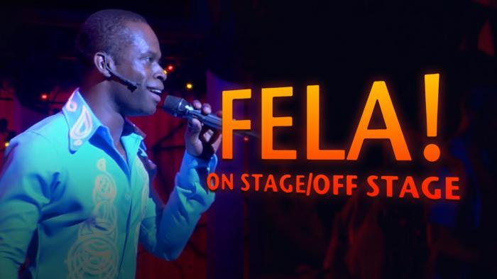 Fela! On Stage, Off Stage