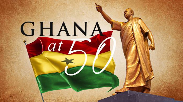Ghana @ 50!