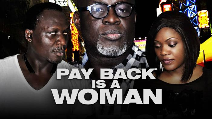 Payback is a Woman