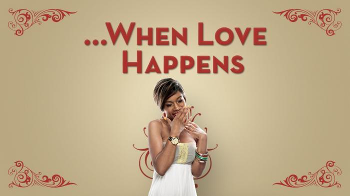 When Love Happens