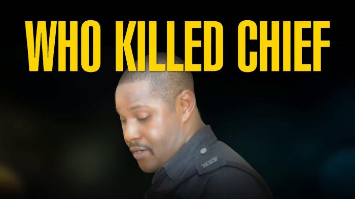 Who Killed Chief
