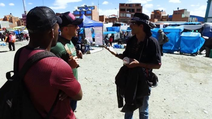 La Paz, Bolivia Part 1