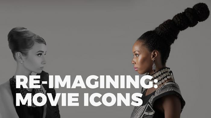 What If Movie Icons Wore African Fashion?