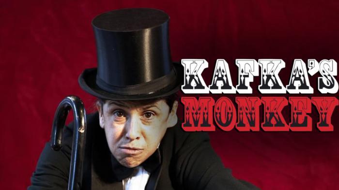 Image illustrating Kafka's Monkey  rental