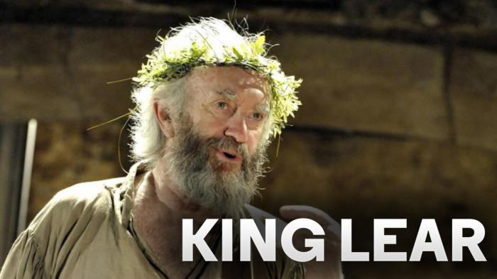 Image illustrating King Lear rental