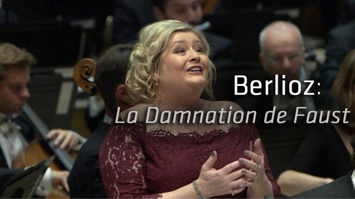 Image illustrating Berlioz: La Damnation de Faust rental