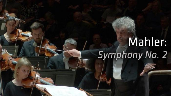 Image illustrating Mahler: Symphony No. 2 rental