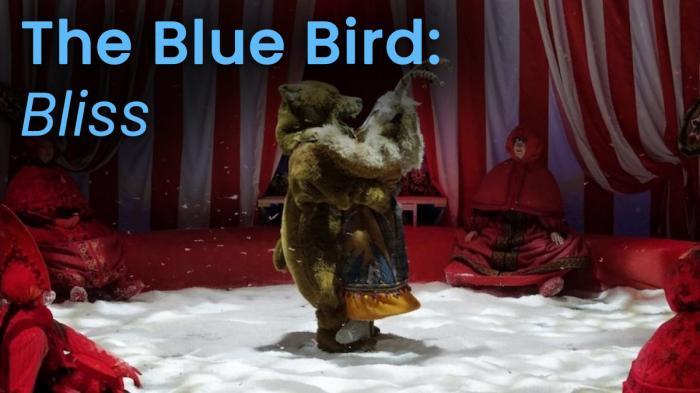 Image illustrating The Blue Bird (Bliss) rental