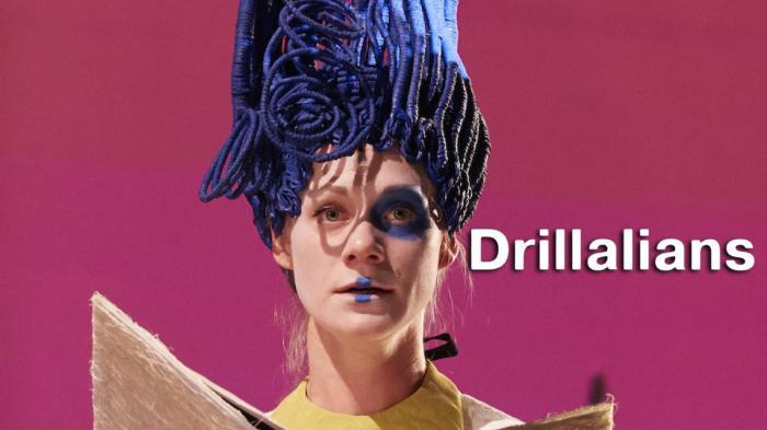 Image illustrating Drillalians: Episodes 1 & 2 rental