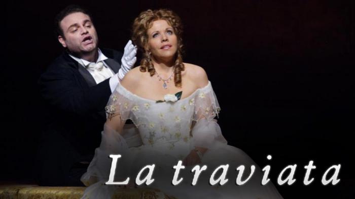 Image illustrating La Traviata rental