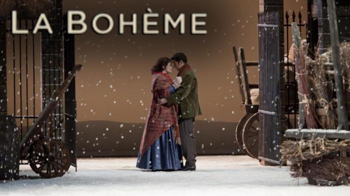 Image illustrating La bohème rental