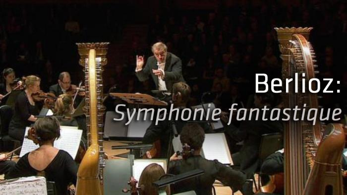 Image illustrating Berlioz: Symphonie fantastique rental