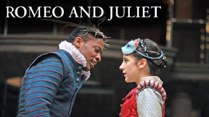 Image illustrating Romeo and Juliet rental