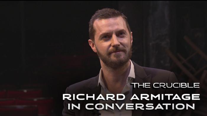 Richard Armitage in Conversation