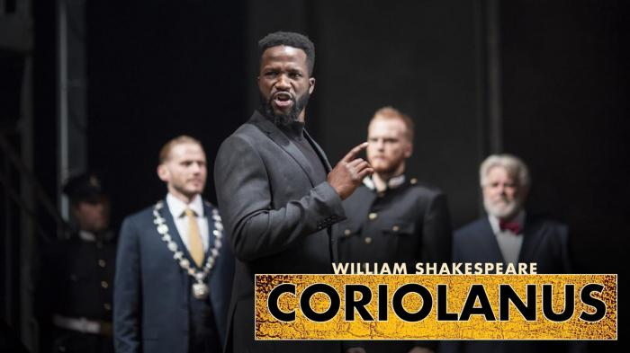 Image illustrating Coriolanus rental